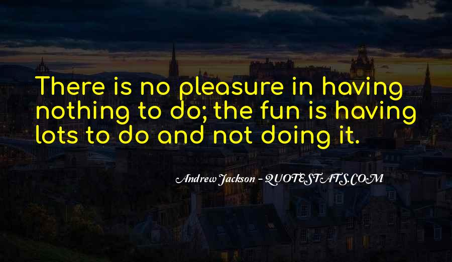 Andrew Jackson Quotes #202629