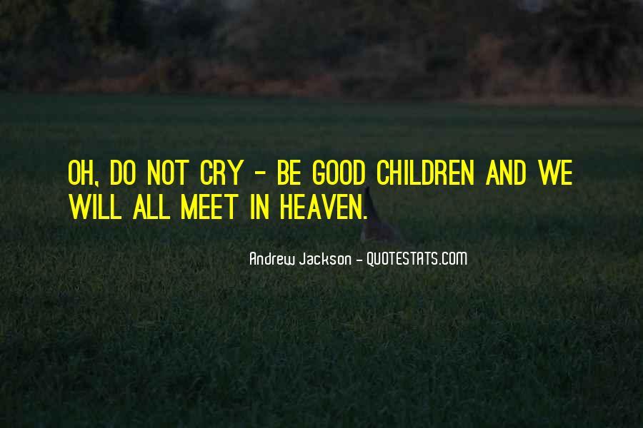 Andrew Jackson Quotes #230989
