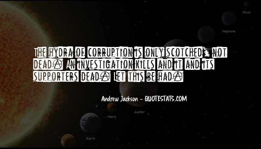Andrew Jackson Quotes #235516