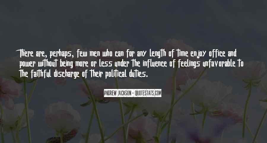 Andrew Jackson Quotes #236040