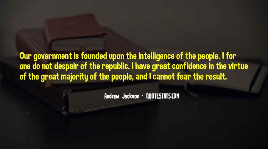 Andrew Jackson Quotes #335959