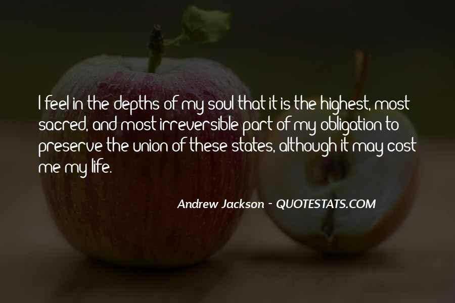 Andrew Jackson Quotes #337490