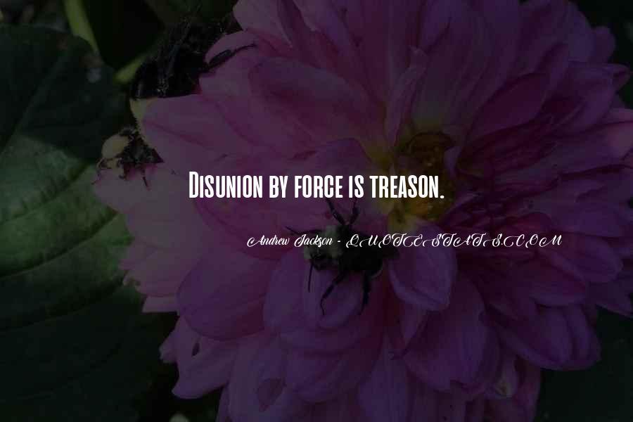 Andrew Jackson Quotes #364834