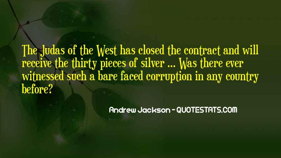 Andrew Jackson Quotes #384859