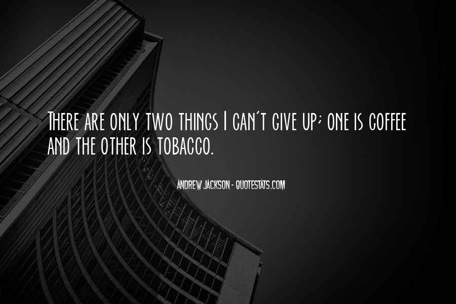 Andrew Jackson Quotes #448152