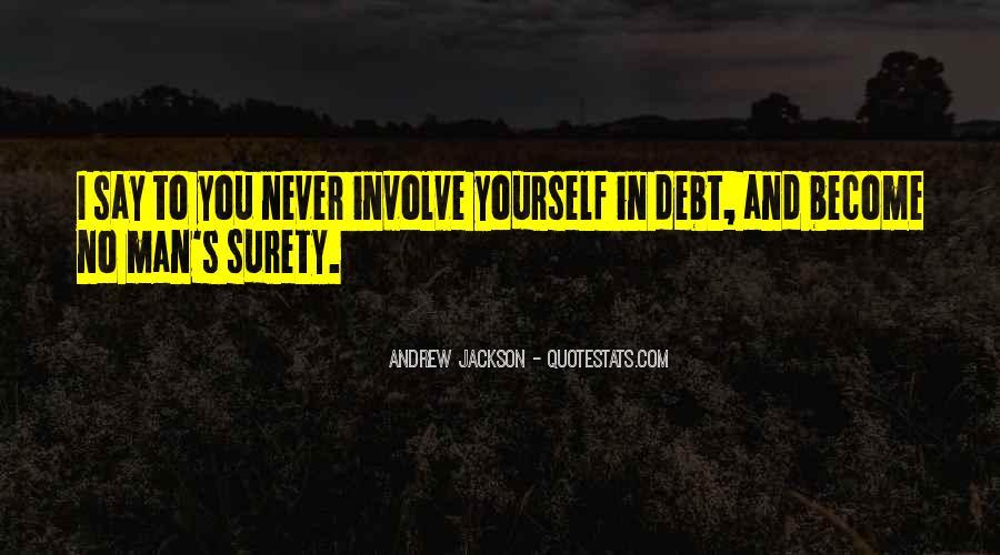 Andrew Jackson Quotes #518059