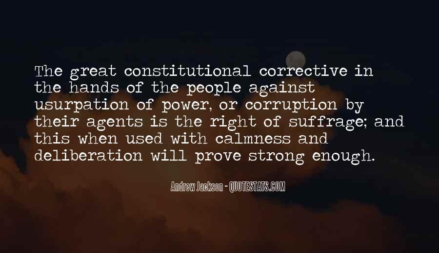 Andrew Jackson Quotes #568256