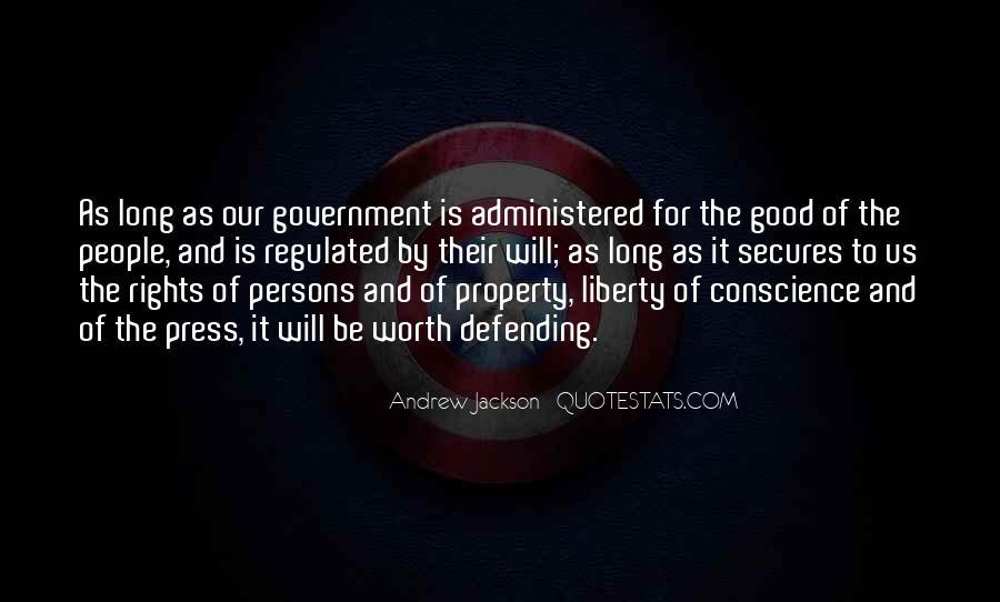 Andrew Jackson Quotes #579192