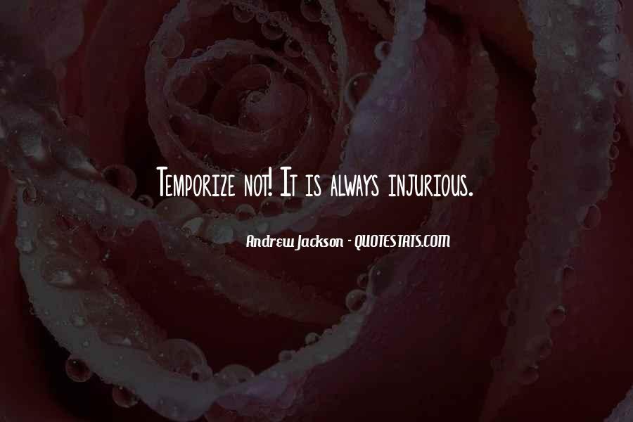 Andrew Jackson Quotes #707974