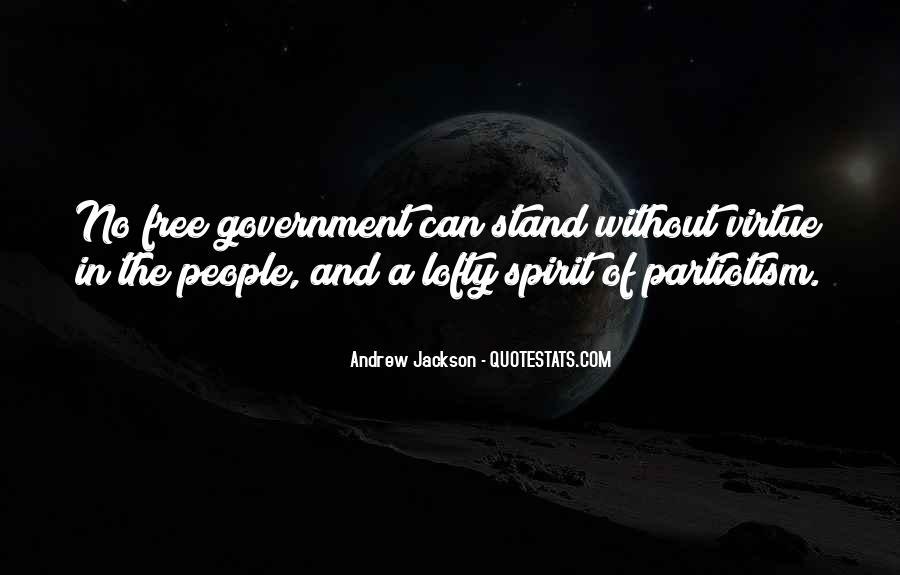 Andrew Jackson Quotes #71064