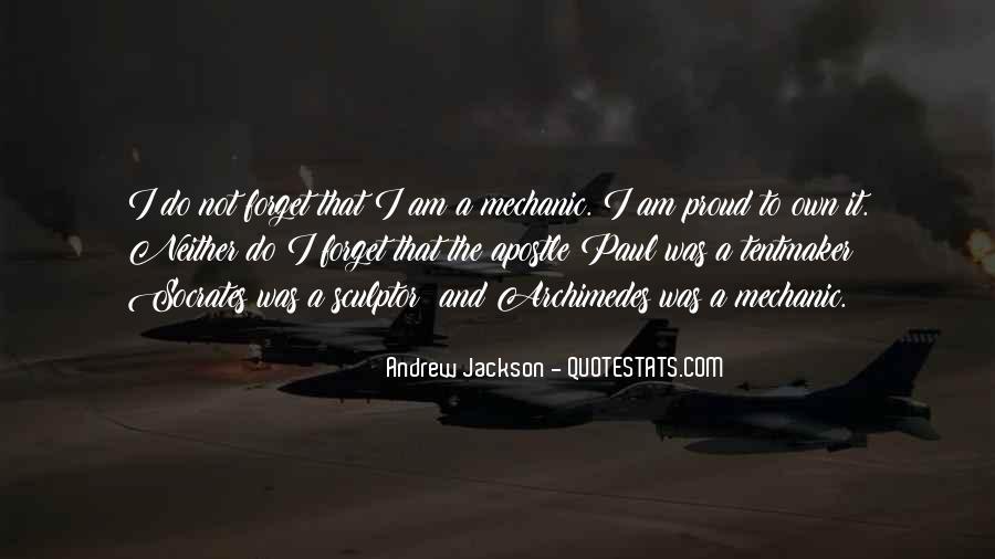 Andrew Jackson Quotes #806454