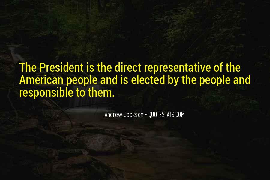 Andrew Jackson Quotes #854531