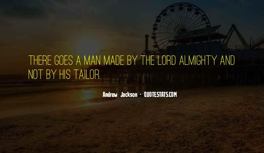 Andrew Jackson Quotes #873641