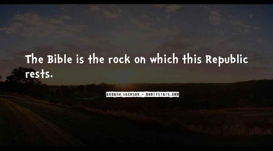 Andrew Jackson Quotes #881080