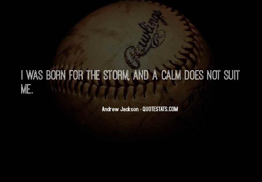 Andrew Jackson Quotes #891322