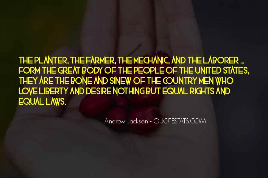 Andrew Jackson Quotes #974435