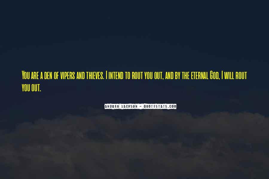 Andrew Jackson Quotes #991457