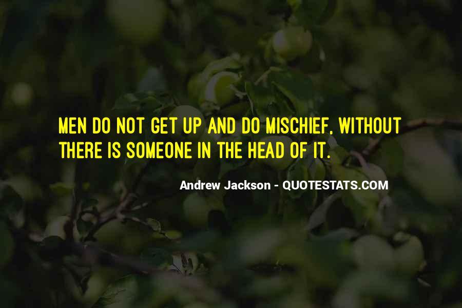 Andrew Jackson Quotes #99179