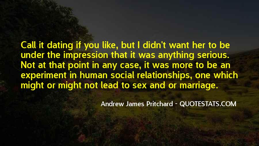 Andrew James Pritchard Quotes #1571179