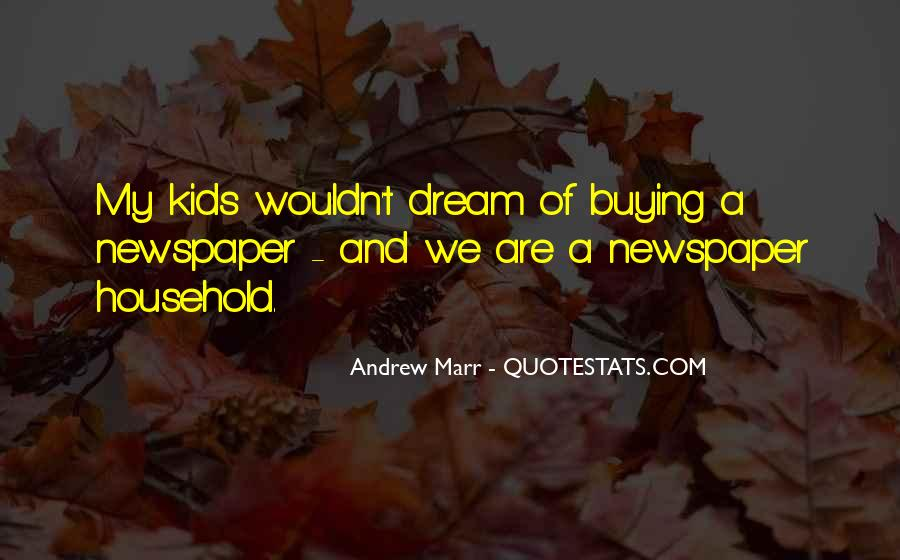 Andrew Marr Quotes #1169098