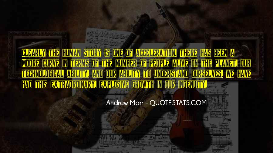 Andrew Marr Quotes #170532