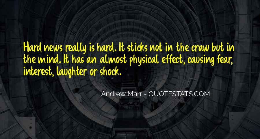 Andrew Marr Quotes #253502