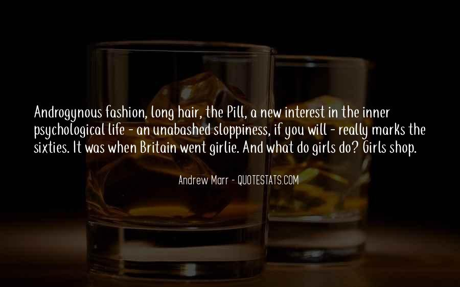 Andrew Marr Quotes #777405