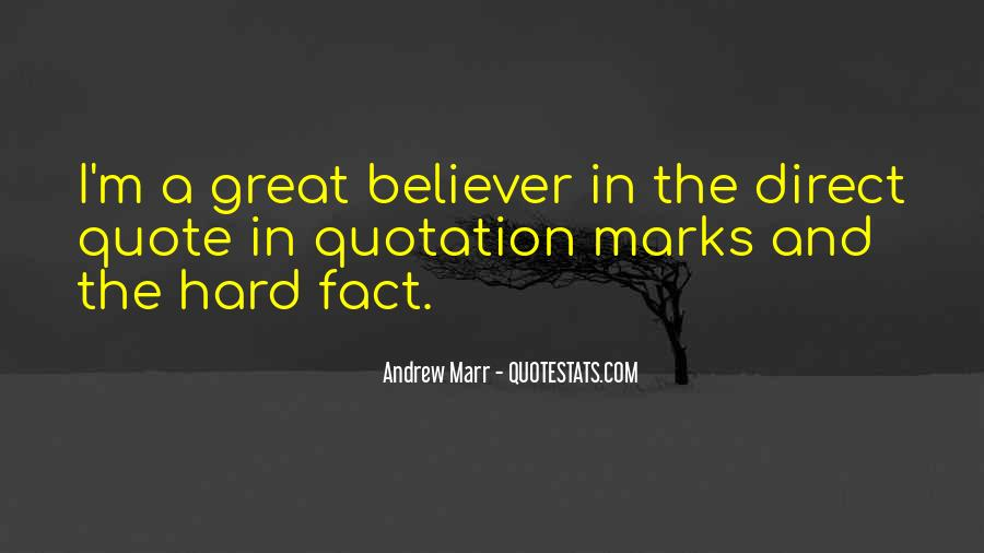Andrew Marr Quotes #996812