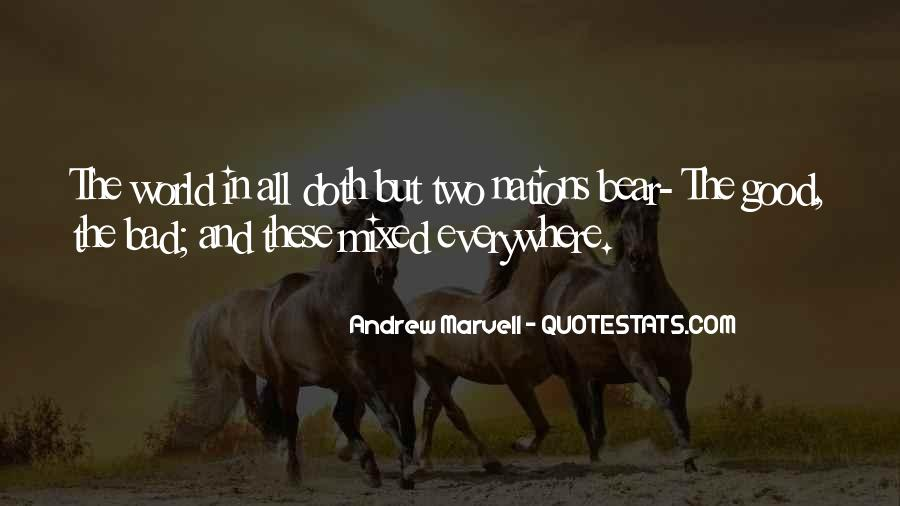 Andrew Marvell Quotes #1285474