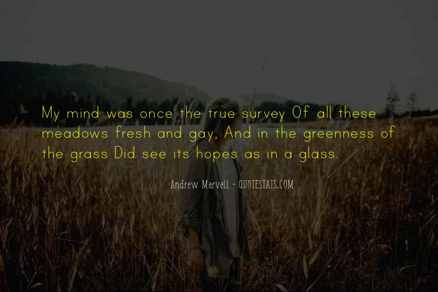 Andrew Marvell Quotes #1393013