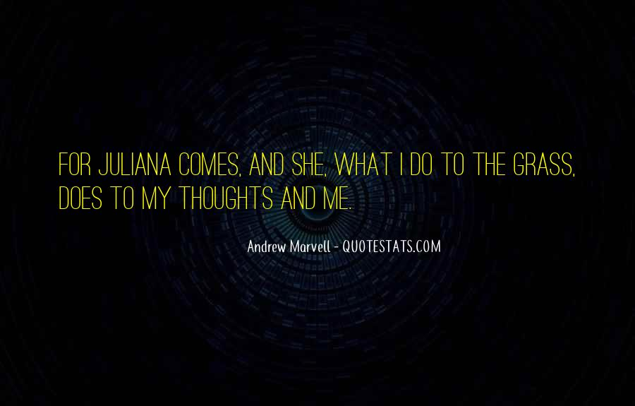 Andrew Marvell Quotes #1783409