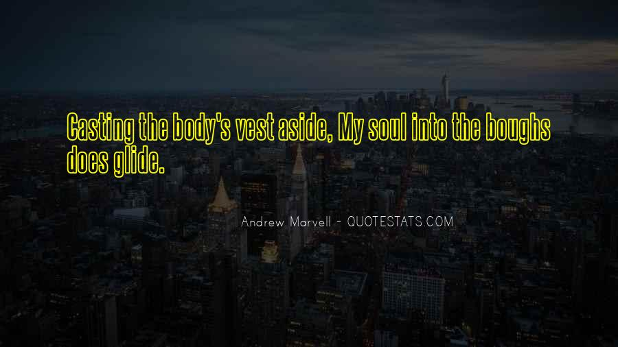 Andrew Marvell Quotes #586641