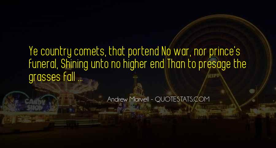 Andrew Marvell Quotes #671389