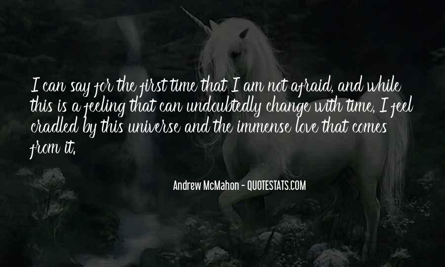 Andrew McMahon Quotes #12148