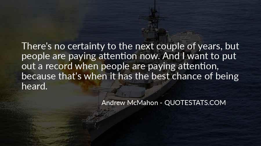 Andrew McMahon Quotes #1415316