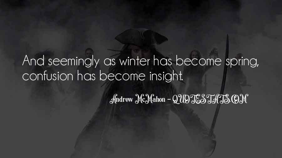 Andrew McMahon Quotes #1563438