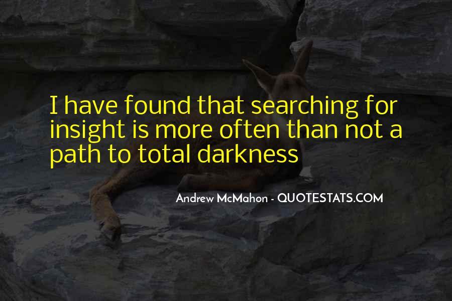 Andrew McMahon Quotes #1610517