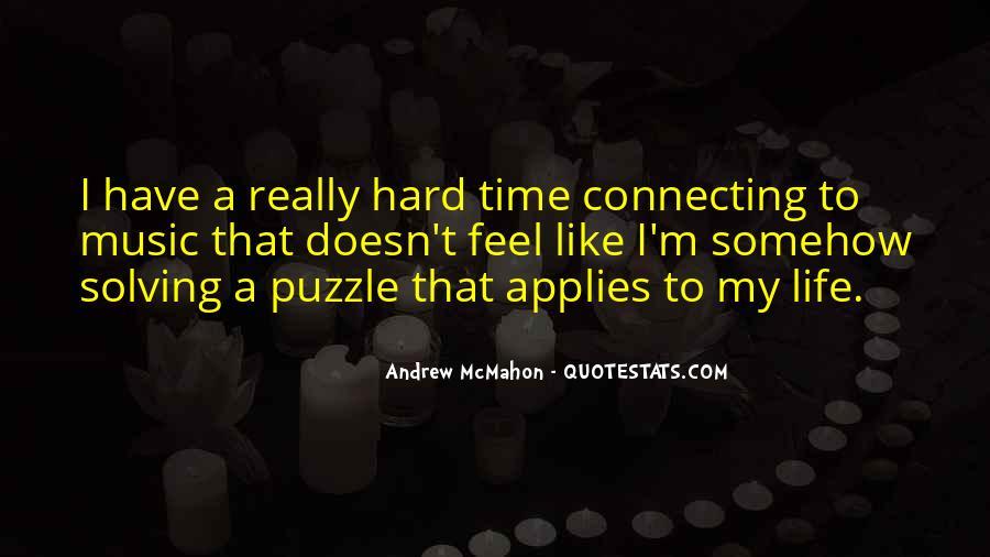 Andrew McMahon Quotes #941155