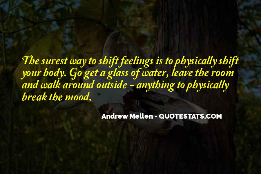 Andrew Mellen Quotes #1608608