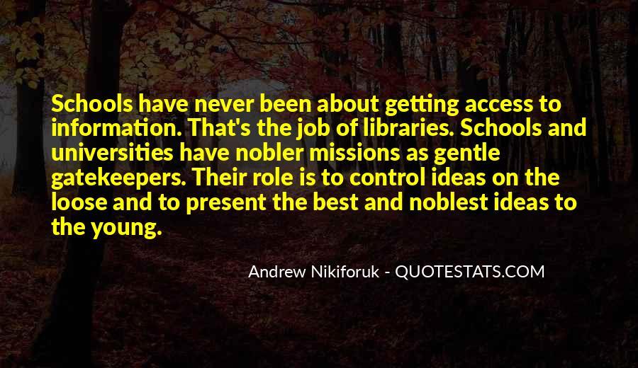 Andrew Nikiforuk Quotes #1478789
