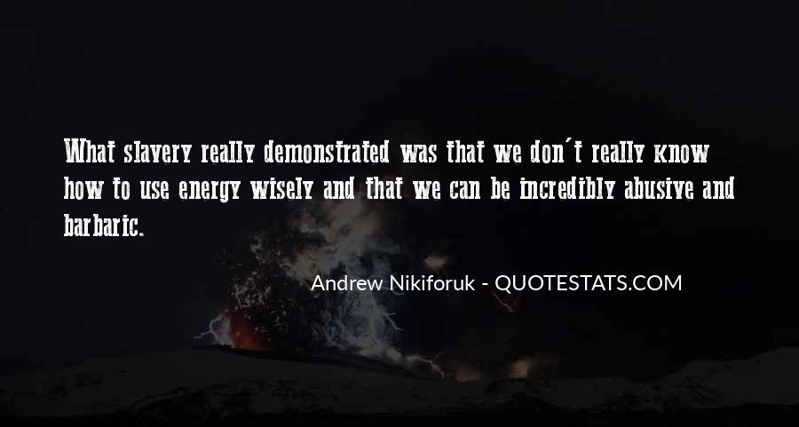 Andrew Nikiforuk Quotes #1777268