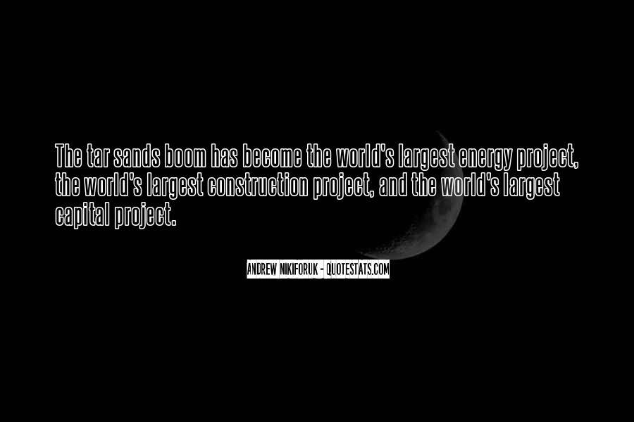 Andrew Nikiforuk Quotes #1780646