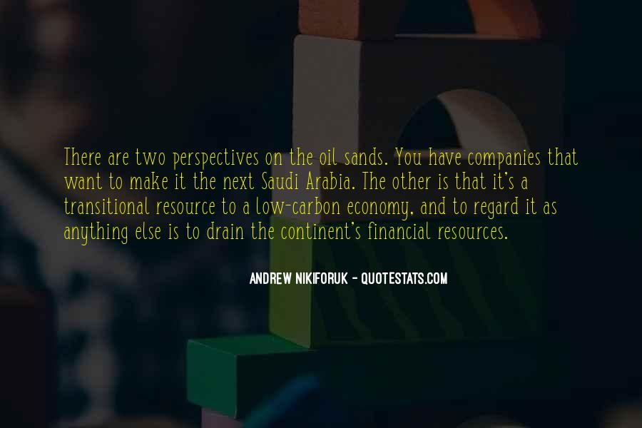 Andrew Nikiforuk Quotes #1813871