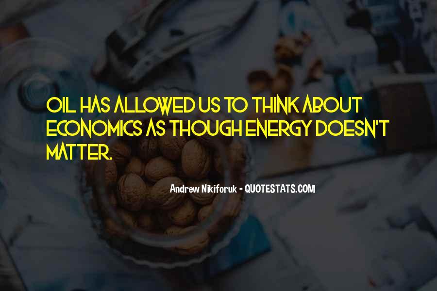 Andrew Nikiforuk Quotes #266343