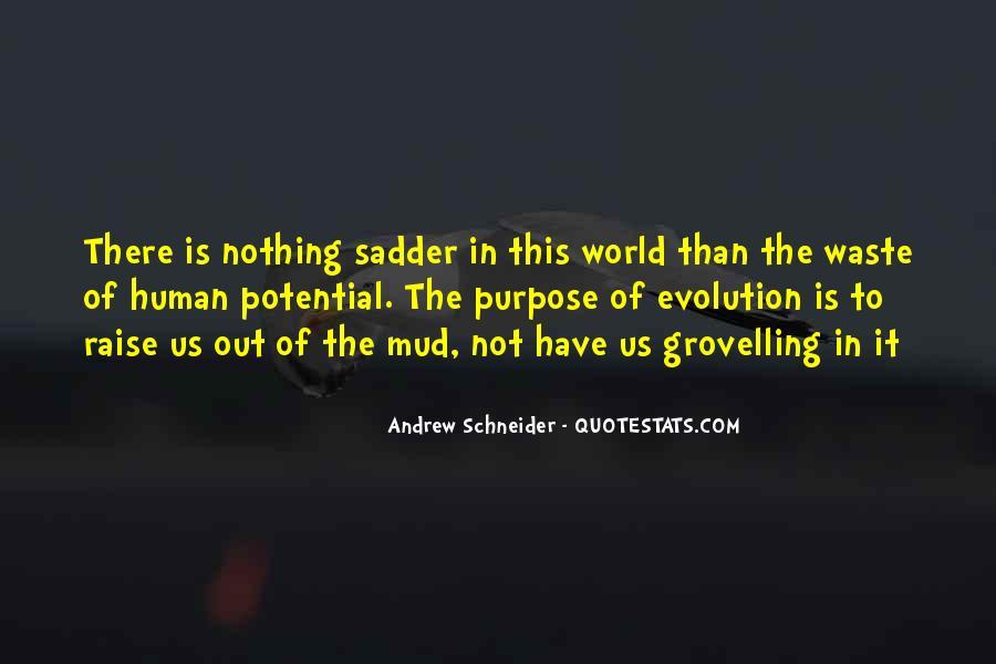 Andrew Schneider Quotes #1382875