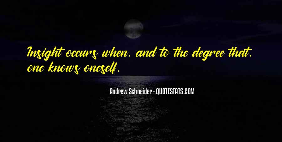 Andrew Schneider Quotes #773971