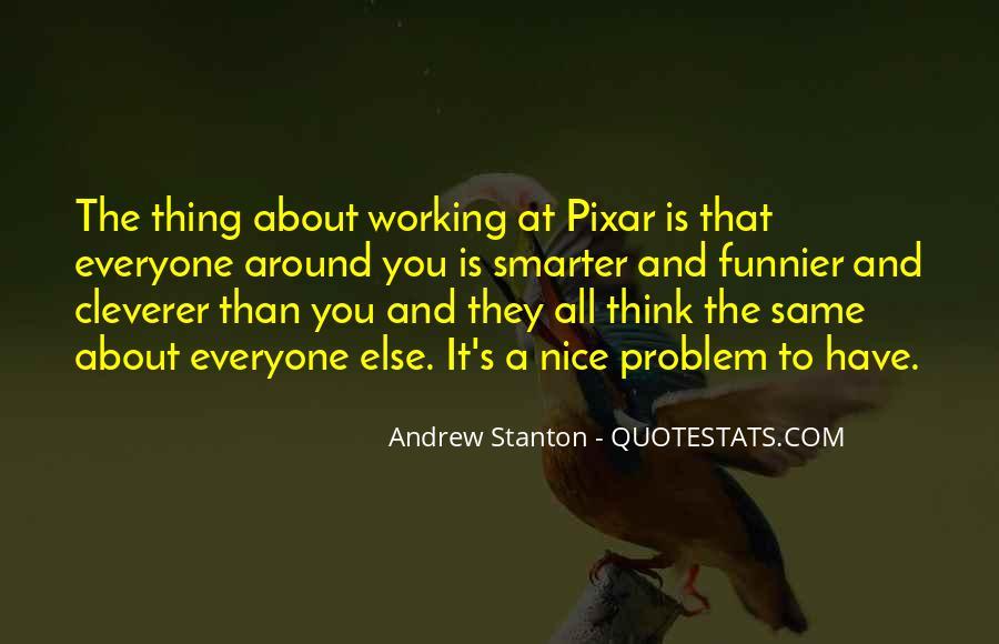 Andrew Stanton Quotes #1086408