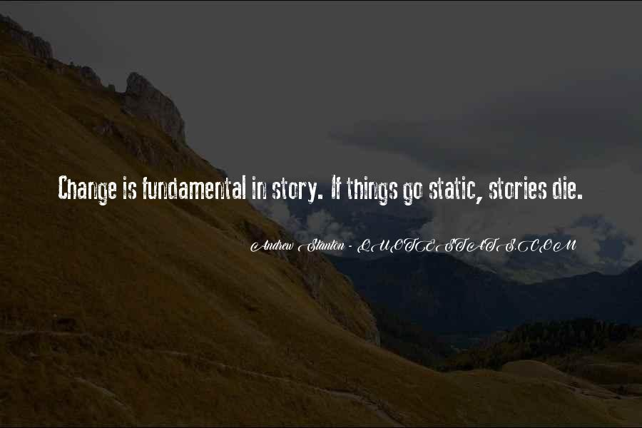 Andrew Stanton Quotes #1122225