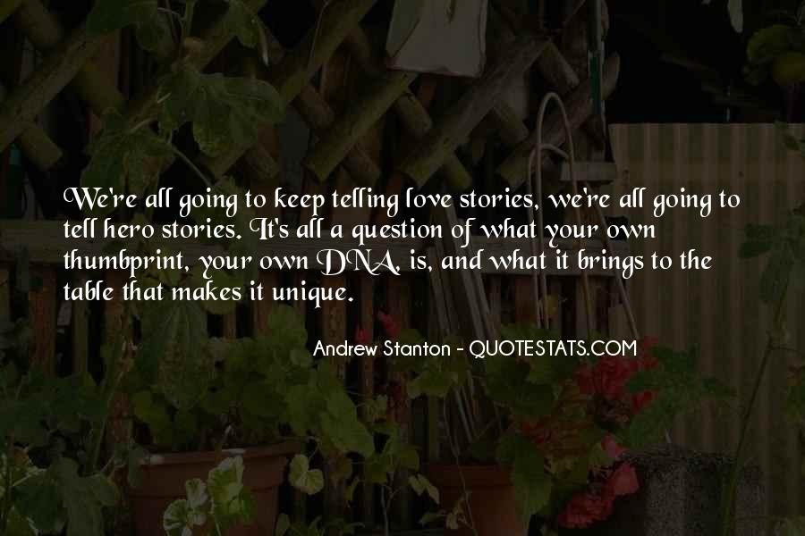 Andrew Stanton Quotes #1129549