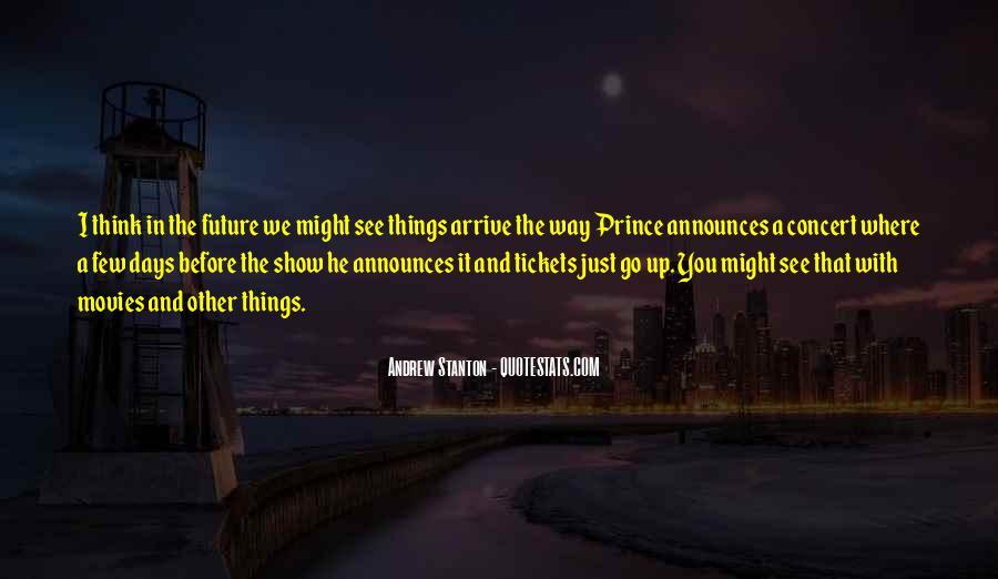 Andrew Stanton Quotes #1212072
